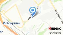 ЮРАЛС на карте