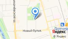 Киоск по продаже колбасных изделий на карте