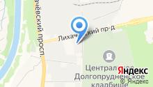 Лихачево на карте