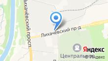 ЛМ-Карго на карте