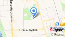 Кудряков В.В. на карте