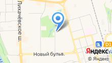 Магазин нижнего белья на карте