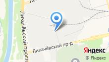 Центр инновационных производственных проектов на карте