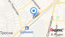 Volvo на карте