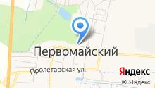 Гражданская защита на карте