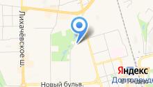Расчетный центр №2 на карте