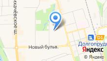 M-dance на карте
