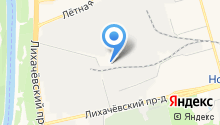 ГВК на карте