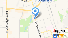 Заводной чемодан на карте