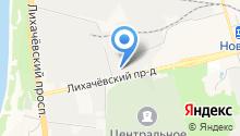 Автосервис по ремонту HINO, FUSO и ISUZU на карте