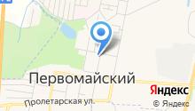 Продукты на Октябрьской на карте