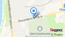 АвтоPartиЯ на карте