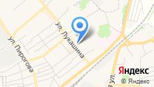 Магазин детской одежды и чулочно-носочных изделий на карте