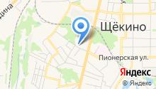 Управление ФСБ России по Тульской области на карте