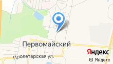 Ольга на карте