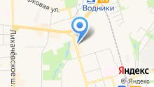 Комплексно-молодежный центр на карте
