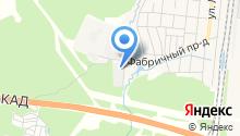 Русское имение на карте