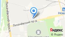 ОКНА-БРАВЕР на карте