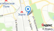2М-Сервис на карте