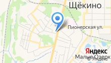 Отдел по развитию АПК района на карте