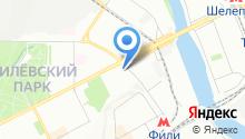 Центральное информационно-техническое таможенное управление на карте