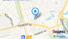 Мосавтостекло на карте