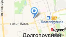 Московский кредитный банк, ПАО на карте
