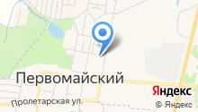 Березка, ЗАО на карте