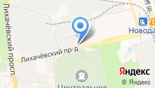 Магазин автозапчастей для иномарок на карте