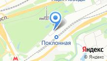 Центральный музей Великой Отечественной войны 1941-1945 гг. на карте