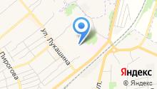 Средняя школа №6, МБОУ на карте