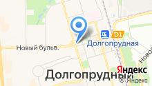 Московская областная федерация каратэ на карте