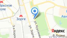Центральный музей им. Б.В. Зимина на карте