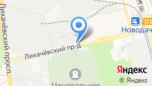 Уральская Мыловаренная Мануфактура на карте