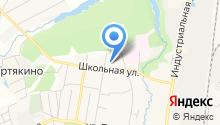 Детский сад №2, Золотой ключик на карте