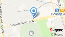Uralsoap на карте