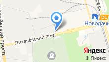 Транслат на карте