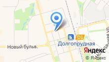 ТехКом на карте