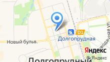 ЗАГС г. Долгопрудного на карте