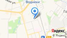 Детский сад №18, Светлячок на карте