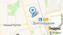 ВФ на карте