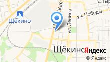 Магазин сантехники и систем отопления на карте
