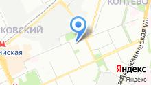 Центральное экспертно-криминалистическое таможенное управление г. Москвы на карте