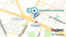 *центр-сервис* на карте