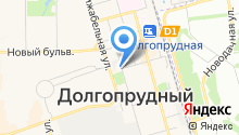 Андреевские на карте