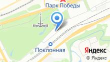 28 Специализированная пожарно-спасательная часть 27 пожарно-спасательного отряда ФПС по г. Москве на карте