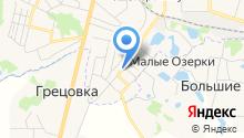 Щёкино-4 на карте