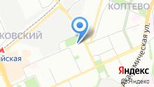 Сапожка на карте