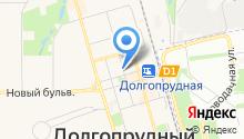 Денталь на карте