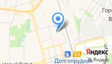 Мировые судьи Долгопрудненского района на карте